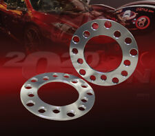"5mm WHEEL SPACERS 3/16"" / 5x100 & 5x114.3 FOR DODGE FORD JEEP"