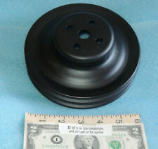1968 1969 289 302 351W Ford Mustang etc. 2 Groove Water Pump Pulley C7OE-8509-D
