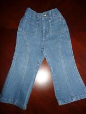 Old Navy  Baby Girl Blue Flare Jeans sz 18-24mn