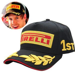 NEW PIRELLI CHAMPION BASEBALL HAT F1 FORMULA ONE 1 MOTOGP RACING PODIUM SBK CAP