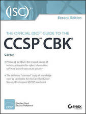 The Official (Isc)2 Guide to the Ccsp Cbk by Adam Gordon (Hardback, 2016)