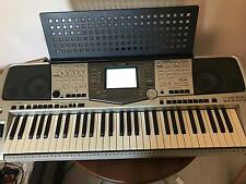 ++ Yamaha PSR 2000 Keyboard Synthesizer +2 Mikrofonen ++