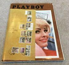 1964 Vol 11 #11 November USA Playboy magazine, Art by J Paul Getty etc