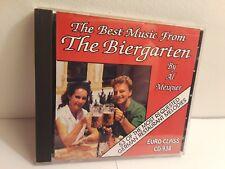 Al Meixner - The Best Music from the Biergarten (CD, Euro-Class)