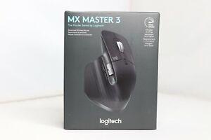 BRAND NEW - Logitech - MX Master 3 Wireless Laser Mouse-