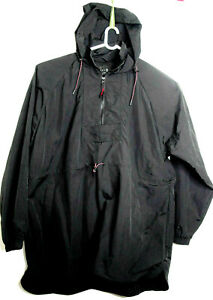 Urban Outfitters Mens Raincoat Windstopper Jacket Anorak Popover - Size: Large L