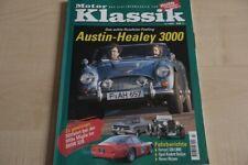 2) Motor Klassik 03/1997 - Monteverdi High Speed 375 - Opel Kadett B 1.1 Rallye