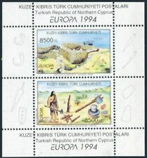 Turkish Cyprus 364,MNH.Michel Bl.13. EUROPE CEPT-1994.Archaeological Discoveries