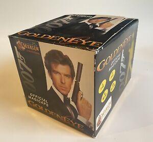 James Bond 007 Goldeneye Merlin Collections Magicaps (95') 50x.