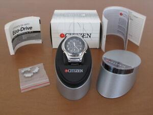 Citizen - Eco-Drive - Acciaio - Uomo