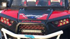 2015-2017 POLARIS RZR 900 S- SUNSET RED LED HEADLIGHTS CONVERSION 1000 STYLE d