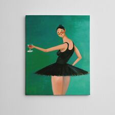 """16X20"""" Gallery Art Canvas: Kanye West Runaway Beautiful Dark Twisted Fantasy"""