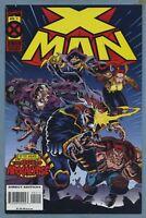 X-Man #2 (Apr 1995, Marvel) Age of Apocalpyse [Steve Skroce]