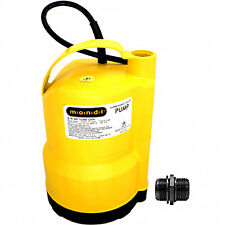 Mondi Commercial Utility and Sump Pump 1200X - Gold Series - #C105 - 1200 GPH