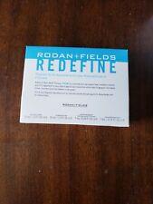 Rodan + and Fields REDEFINE Regimen New & Sealed *Travel Size TSA approved*