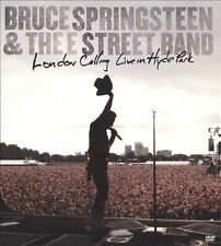 USED (VG) Bruce Springsteen and the E Street Band: London Calling - Live in Hyde