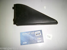 LAND ROVER DISCOVERY 300 TDI INTERIOR WING MIRROR COVER - DRIVERS SIDE  (8)