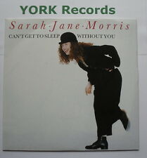 """SARAH JANE MORRIS - Can't Get To Sleep Without You - Ex Con 7"""" Single Jive SJM 1"""