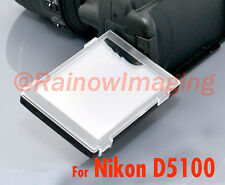 JJC Hard LCD Screen Cover Protector for Nikon D5100 DSLR
