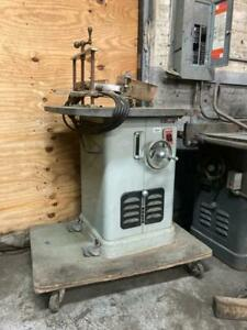 Rockwell Heavy Duty 2 hp  Wood Shaper - 115 volts or 208  EXCELLENT!!!