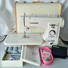 Gorgeous Frister+Rossmann 504 free arm creative kit sewing machine SERVICED