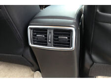 Armrest Box Rear Air Vent Outlet Cover Trim for Nissan Rogue X-Trail 2014-2018