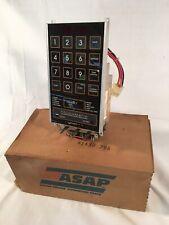 Vintage Amanda Touchmatic Microwave Control Panel