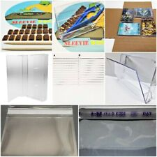 Cassette Tapes: Outer Sleeves J-Cards Cases Repair Pressure Pads Storage Mailers