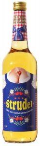 Heisser Apfelstrudel Likör Heißgetränk  700ml 15%vol.Acl.