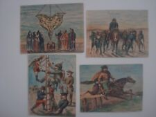 SUPERBE LOT POILU SIGNE. GUERRE 1914-18 WW1 .LOT DE 4 DESSINS