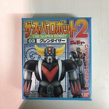 GOLDRAKE 2 Super Robot 03 Plastic Model Kit Figure BANDAI 1998 JAPAN Anime