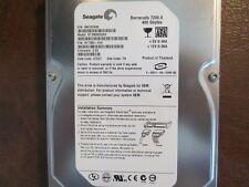 "Seagate ST3400832AS 9Y7385-510 FW:3.03 Site:TK 3.5"" 400gb Sata Hard Drive"