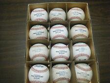 12 Official Minor League O'Connor Pres. baseballs 2021 BP