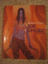 Joe Chiodo: Works of Art S&N #135/150 Gga Good Girl Art