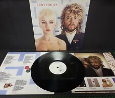 Eurythmics ‎– Revenge - UK - 1986 - PL71050