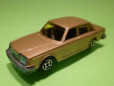 NOREV MINI JET VOLVO 264 - PINK METALLIC - 1:65? - RARE SELTEN - VERY GOOD COND.