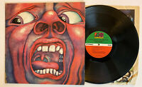 King Crimson - In The Court Of The - 1969 US 1st Press (NM) Ultrasonic Clean