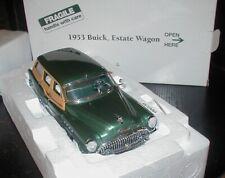 Danbury Mint 1953 Buick Estate Wagon E