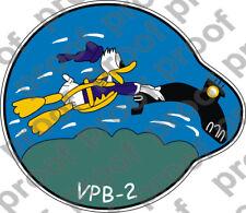 Sticker Usn Vpb 2 Patrol Bombing Squadron