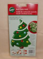 Chocolate Bark Tree,Christmas,Candy Mold, Wilton, Clear Plastic,2115-2166