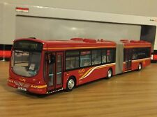 CORGI OOC FIRST LONDON WRIGHT ECLIPSE FUSION BENDY BUS MODEL OM41304 1:76