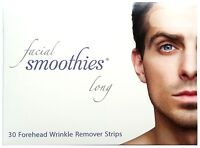 FACIAL SMOOTHIES LONG Forehead Anti-Wrinkle Strips, Extra Long Wrinkle Patches