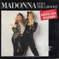 "Madonna ‎7"" Into The Groove - France (VG+/VG+)"