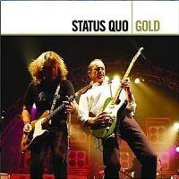 "STATUS QUO ""GOLD"" 2 CD ROCK NEU"