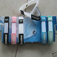 BRAND NEW GENUINE ROXY WATERPROOF RUBBER AND NYLON WATCH STRAPS