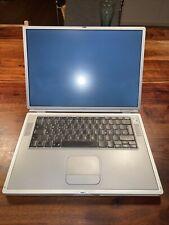 Apple Powerbook G4 Titanium 400Mhz