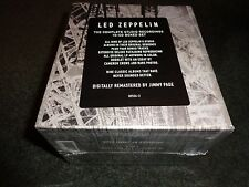 Led Zeppelin The Complete Studio Recordings NEW SEALED! 10 CD BOX SET all albums