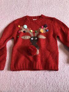 next christmas jumper age 7