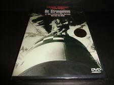 Dr Strangelove-Peter Sellers tries to stop pyscho war-eager generals-Dvd