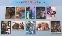 1997~2007 RAY ALLEN Insert-Serial #'d Lot x 10 SP | Topps USA Gold | 1st Day HOF